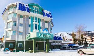 Гостиница Грюнхов, Шерегеш