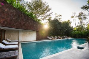 AYANA Residences Luxury Apartment, Apartmány  Jimbaran - big - 217