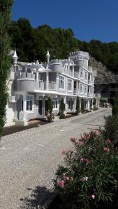 Отель Мраморный замок - фото 2