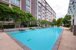Baan PeangPloen HuaHin Condominium, Apartmanok  Huahin - big - 14