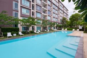 Baan PeangPloen HuaHin Condominium, Apartmanok  Huahin - big - 15