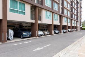Baan PeangPloen HuaHin Condominium, Apartmanok  Huahin - big - 27