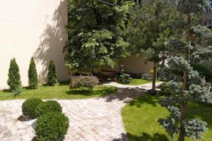 Green and Blue Garden Apartments, Appartamenti  Belgrado - big - 17