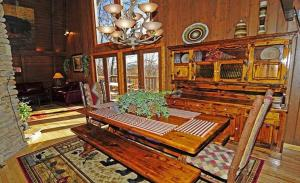 Crestwood House 816, Holiday homes  Gatlinburg - big - 36