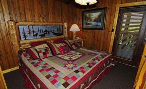 Crestwood House 816, Holiday homes  Gatlinburg - big - 9