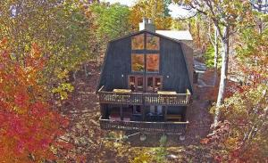 Crestwood House 816, Holiday homes  Gatlinburg - big - 28