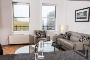 20 Exchange Place, Apartmány  New York - big - 18