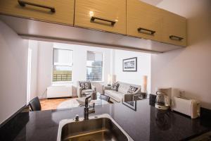 20 Exchange Place, Apartmány  New York - big - 14