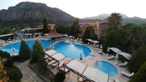 Club Alla Turca, Hotels  Dalyan - big - 74