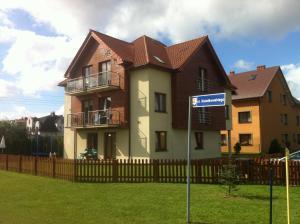 Apartamenty Leba