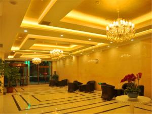 GreenTree Inn QinHuang Island Railway Station Business Hotel, Szállodák  Csinhuangtao - big - 10