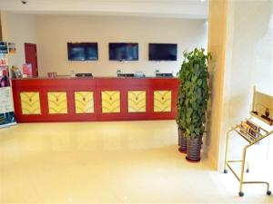GreenTree Inn Hebei Qinhuangdao Northeastern University Zhujiang Road Shell Hotel, Hotely  Qinhuangdao - big - 31