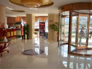 GreenTree Inn Hebei Qinhuangdao Northeastern University Zhujiang Road Shell Hotel, Отели  Циньхуандао - big - 33