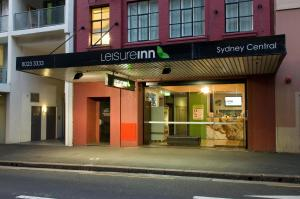 Leisure Inn Sydney Central