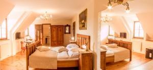 4 hviezdičkový hotel Boutique hotel Pracháreň Levoča Slovensko