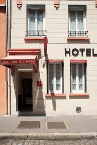 obrázek - Hôtel des Facultés
