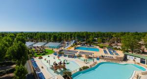 Camping Domaine La Yole - Accommodation - Valras-Plage
