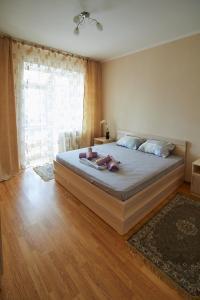 Апартаменты на Достык 1, Астана