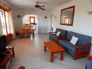 Villa Amistad, Villen  Orba - big - 8