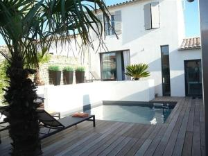 Rental Villa Ile-De-Re Villa D'Architecte Contemporaine Piscine Chauffee 8 Personnes