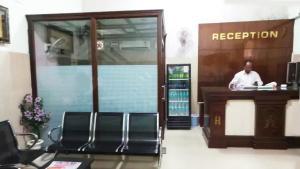 Hotel Azizia Residency, Hotels  Hyderabad - big - 19
