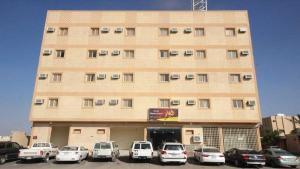 Afaq Al Elm Aparthotel, Апарт-отели  Унайза - big - 9