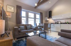 Лидс - Mansio Suites Basinghall