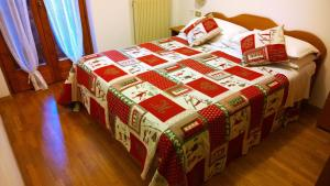Appartamento Felce, Apartments  Pinzolo - big - 8