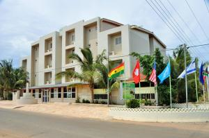 SwissGha Hotels Christian Retreat & Hospitality Centre, Hotels  Tema - big - 41