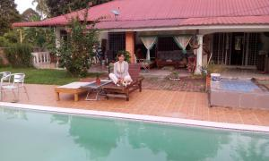 Sleepy Hollow Villa, Affittacamere  Kampung Padang Masirat - big - 5