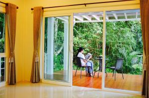 The Nature House Aonang Krabi Thailand, Дома для отпуска  Ао Нанг Бич - big - 56
