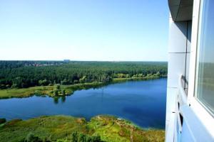 RentOrg Apartment on Ushakova 1V - фото 26