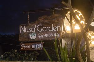 Nusa Garden Home Stay, Priváty  Lembongan - big - 17