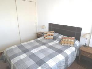 Vista Plaza Colón y Mar, Apartmány  Mar del Plata - big - 12