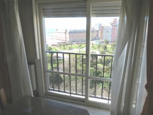 Vista Plaza Colón y Mar, Apartmanok  Mar del Plata - big - 17