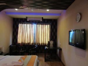 Polo Rooms Raipur Airport, Apartmanok  Rájpur - big - 8