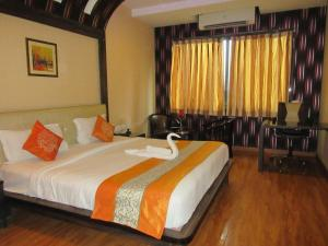 Polo Rooms Raipur Airport, Apartmány  Raipur - big - 12