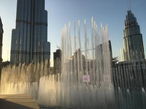 Downtown Souk Al Bahar Apartment with Full Fountain and Burj Khalifa Views - Dubai