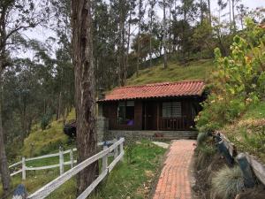 Cabañas Truchas Cocora