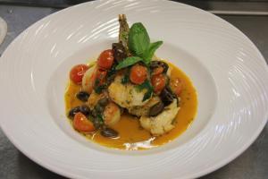 Osteria Ticino, Hotels  Ascona - big - 57