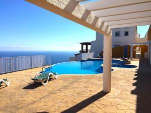 Panorama Luxury Suite, Ferienwohnungen  Cumbre del Sol - big - 41