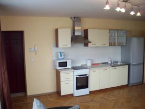 Andriaus Apartamentai, Apartments  Šiauliai - big - 12