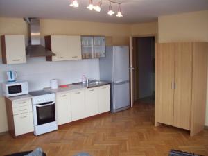 Andriaus Apartamentai, Apartments  Šiauliai - big - 13