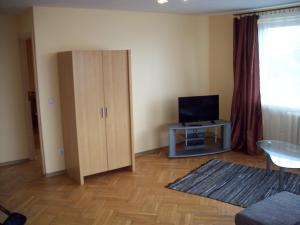 Andriaus Apartamentai, Apartments  Šiauliai - big - 10
