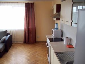 Andriaus Apartamentai, Apartments  Šiauliai - big - 18