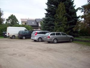 Andriaus Apartamentai, Apartments  Šiauliai - big - 31