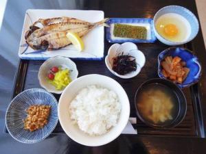 Ushiku City Hotel Annex, Gazdaságos szállodák  Usiku - big - 56