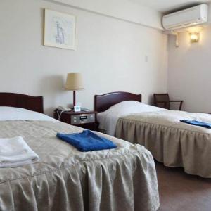 Ushiku City Hotel Annex, Gazdaságos szállodák  Usiku - big - 9