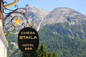 Chesa Staila Hotel - B&B, Bed and Breakfasts  La Punt-Chamues-ch - big - 76
