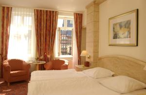 Comfort Doppel- oder Zweibettzimmer mit einer Aussicht